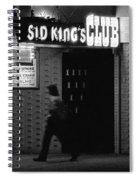 Gentleman's Club Spiral Notebook
