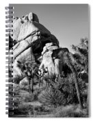 Geology Tour Road Spiral Notebook