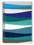 Geometric 16  Spiral Notebook
