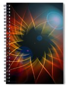 Geometric 7  Spiral Notebook