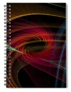 Geometric 8 Spiral Notebook