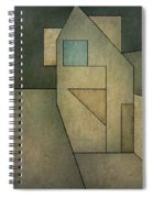Geometric Abstraction II Spiral Notebook