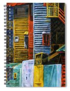 Geometric Colours I Spiral Notebook