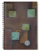 'geometric' Spiral Notebook