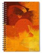 Geomix 05 - 01at02 Spiral Notebook