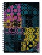 Geomix 14 - J049173176b2t Spiral Notebook