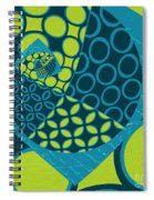 Geomix 14 - Sp01 Spiral Notebook