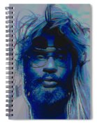 George Clinton Spiral Notebook