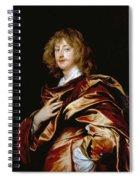 George Digby Spiral Notebook