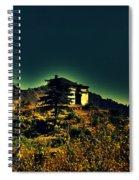 George Everest Observatory Spiral Notebook