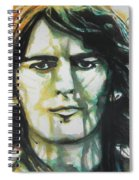 George Harrison 01 Spiral Notebook