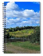 George Hill Orchard Spiral Notebook