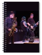 George Thorogood And The Destroyers Spiral Notebook