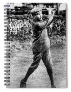 George Vi (1895-1952) Spiral Notebook