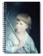George W Spiral Notebook