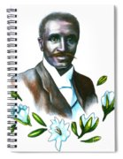George Washington Carver Spiral Notebook