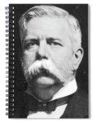 George Westinghouse (1846-1914) Spiral Notebook