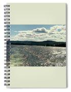 Georgescape Spiral Notebook