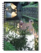 Georgetown Canal Reflections Spiral Notebook