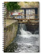 Georgetown Memories  Spiral Notebook
