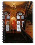 Georgetown's Healy Hall Spiral Notebook
