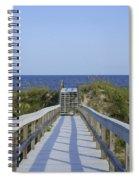 Georgia Boardwalk Spiral Notebook