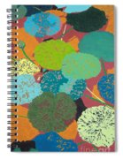 Georgia Heat Spiral Notebook