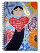 Georgia O'keeffe Spiral Notebook