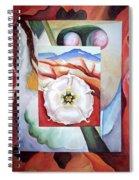 Georgia On My Mind IIi Spiral Notebook