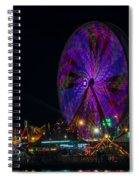 Georgia State Fair 2014  2 Spiral Notebook