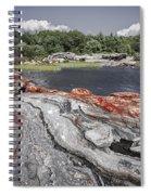Georgian Bay Vi Spiral Notebook