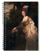 Georgiana Cavendish, Duchess Spiral Notebook