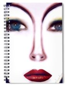 Georgiana Spiral Notebook