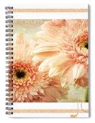 Gerber Daisy Joy 2 Spiral Notebook