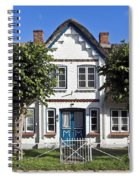 German Country House  Spiral Notebook
