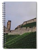 German Vineyard Spiral Notebook