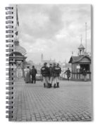 Germany Cologne, C1910 Spiral Notebook