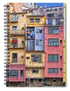 Gerona 2 Spiral Notebook