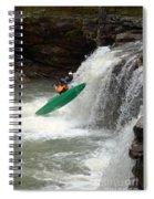 Geronimo Spiral Notebook