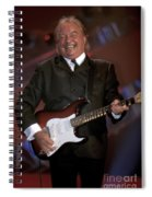 Gerry And The Pacemakers Spiral Notebook