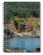 Gerstle Beach Spiral Notebook