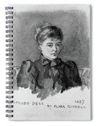 Gertrude Bell (1868-1926) Spiral Notebook