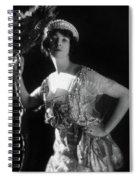 Gertrude Whitney (1875-1942) Spiral Notebook