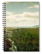Gertrudes Nose Hiking Trail Spiral Notebook