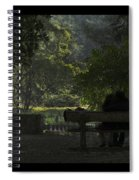 Romantic Moments Spiral Notebook