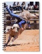 Get Bucked II Spiral Notebook