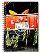 Get Lei'd Spiral Notebook