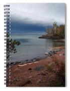Get Lost In Paradise Spiral Notebook
