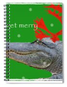 Get Merry Spiral Notebook