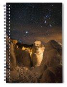 Get Sirius Spiral Notebook
